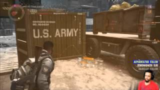 The Dark Zone | The Division Beta Gameplay PC Kills