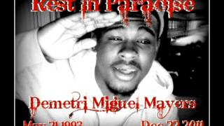 R.I.P. Y'ALL ARE TRULY MISSED N LOVED