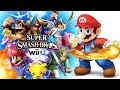 Download Ground Theme (Super Mario Bros.3) - Super Smash Bros. Wii U MP3 song and Music Video