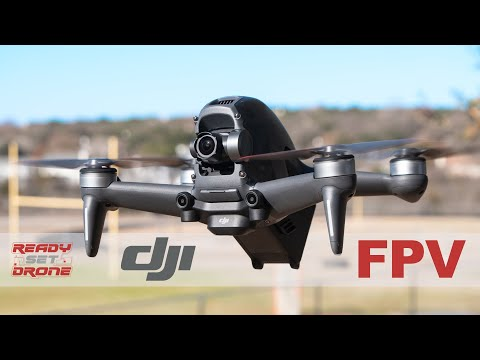 DJI FPV Drone - Good For FPV Beginners? A Full Review!
