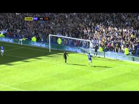 Beckford goal Chelsea