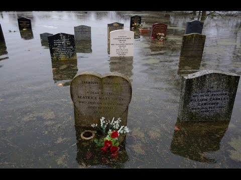 floods in England in 2015, the worst ever seen. Lancashire, West Yorkshire