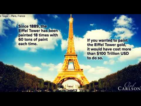 Amazing Facts About Eiffel Tower