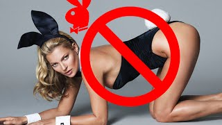 Playboy dice addio alle playmate svestite e punta sul, hmmm, boh?