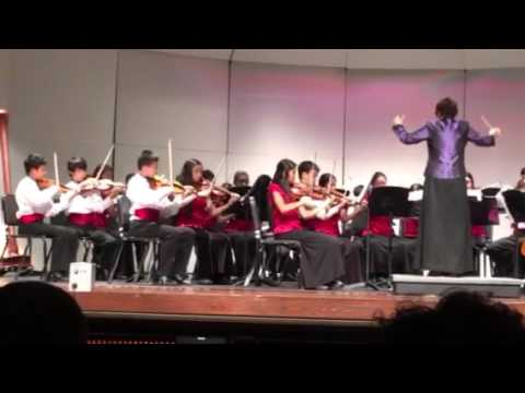 Sartartia Middle School Symphony