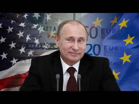 Putin's Delight: U.S.-EU Economic War Over Russia