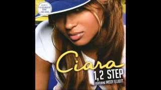 Ciara- 1,2 Step (feat. Missy Elliott)