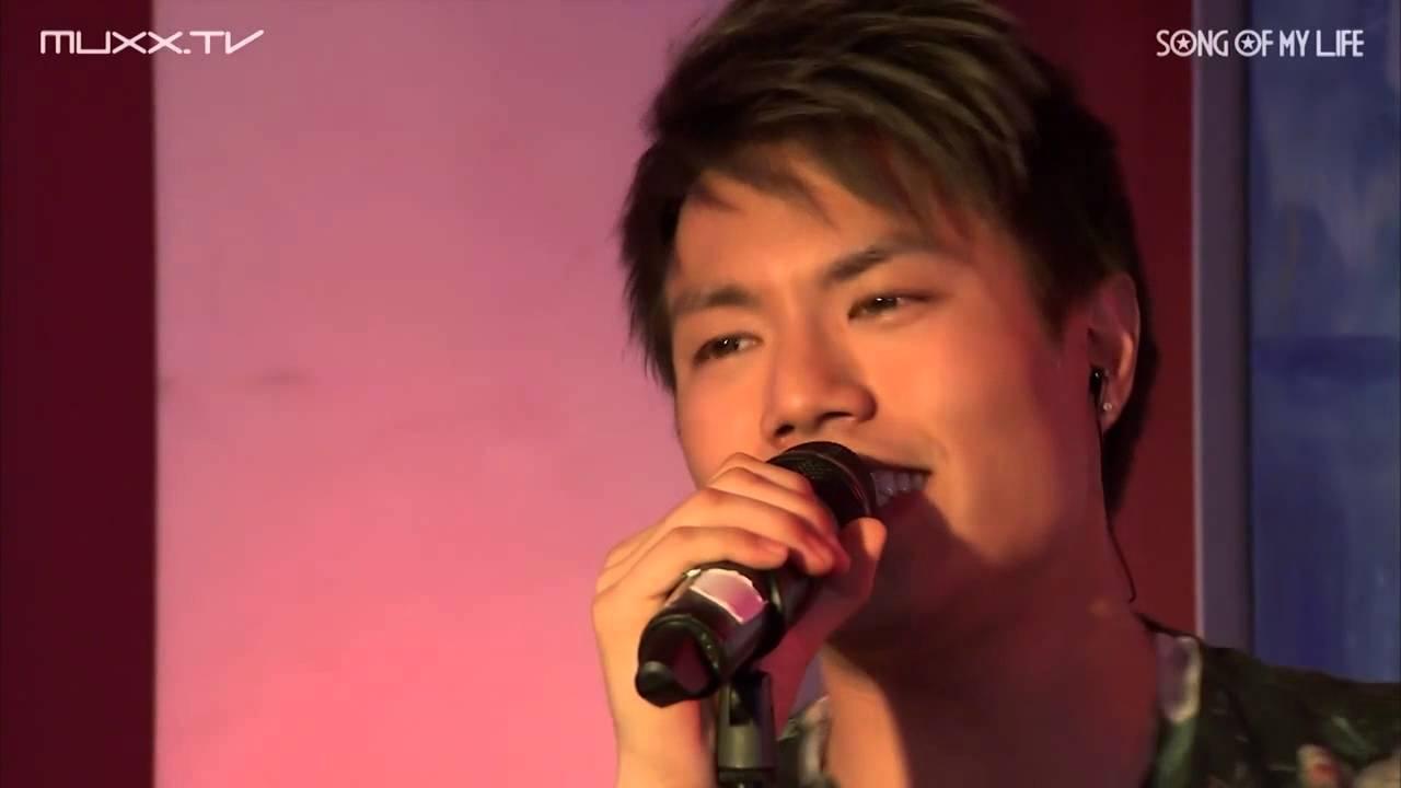 Jay Oh Supertalent Gewinner Beim Wohnzimmerkonzert Song Of My Life