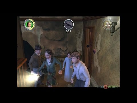 The Chronicles of Narnia The Lion, the Witch and the Wardrobe - Gameplay Gamecube HD 720P