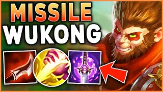 *ONE SHOT EVERYTHING* FULL LETHALITY WUKONG JUNGLE IS THE NEW META - League of Legends