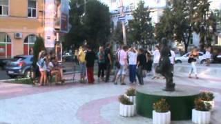 Выступление на премьере фильма Шаг Вперед 3D - 1