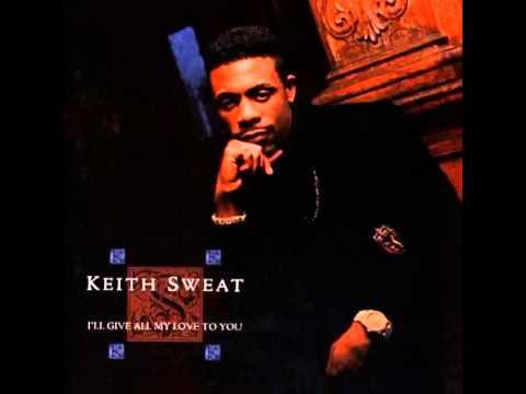 Keith Sweat - Merry Go 'Round