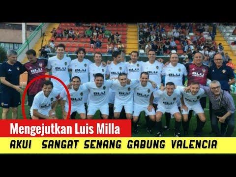 Mengejutkan! Luis Milla Akui Senang 'Gabung' Valencia