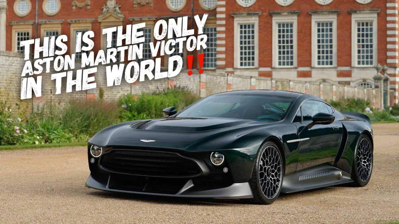 Meet The New 1 Of 1 Aston Martin Victor Youtube