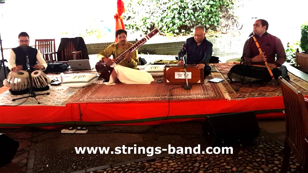 how to play harmonium with tabla