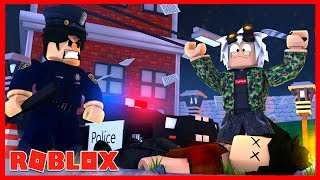 TRACKS IN THIS CRIME SCENE - ROBLOX *Murder Mystery 2*