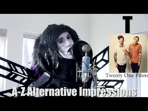 A-Z Alternative Artist Impressions