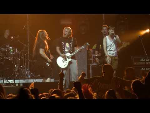 Pull The Wire - Kapslami W Niebo (Woodstock 2016)
