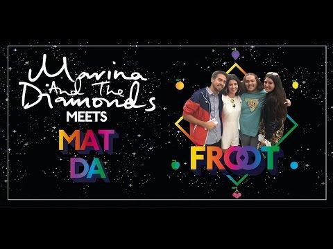 Marina And The Diamonds Meets MATDA (Buenos Aires, Argentina 18.02.16)