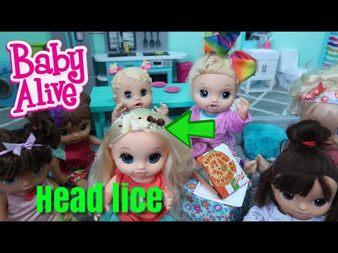 BABY ALIVE Sleep Over Ruined baby alive videos