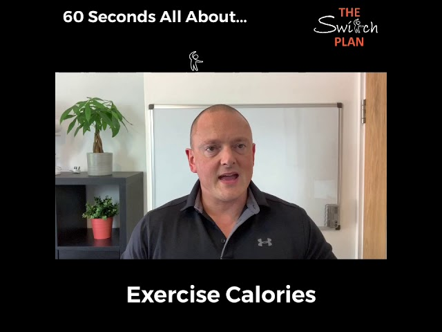 Exercise calories
