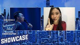 Masih Saling Support! Kelvin Dapet Kejutan Dari Sang Mantan - Showcase 1 - Indonesian Idol 2021