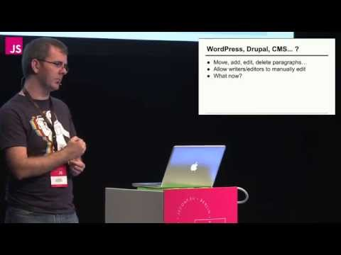 Michael Donohoe: Deep-link to Anything on the Web | JSConf EU 2014