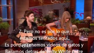 Zack Efron and Taylor Swift Sing a Duet!! (Subtitulado)