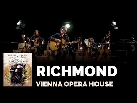 Joe Bonamassa - Richmond live at the Vienna Opera House Thumbnail image