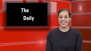 The Daily with Jasmine McKoy November 15th, 2018