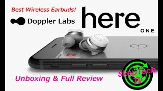 Here One: Best Wireless Earbuds - Unboxing & Review
