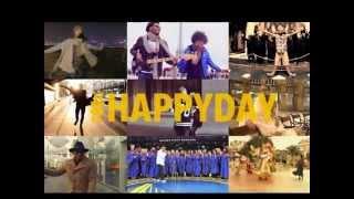 Pharell Williams : Happy