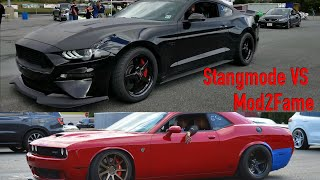 Can This Mustang GT Beat A Hellcat With 3 Simple Power Adders?