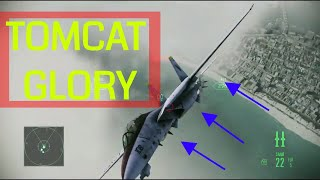 ACE COMBAT ASSAULT HORIZON - TOMCAT GLORY #1 |GAMEPLAY WALKTHROUGH(PC)