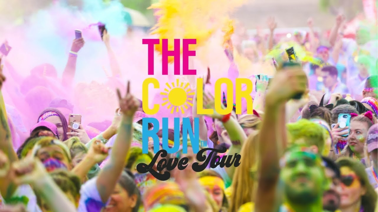 UNICORNS DO EXIST!!!!! | THE COLOR RUN DALLAS