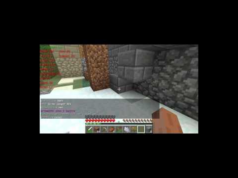 Как создать лифт через таблички на любой Minecraft!