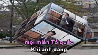 Em Hát Cho Anh Nghe karaoke nhạc sống