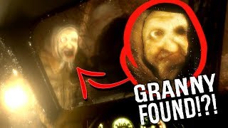 Finding A GRANNY IN THE WOODS... SHE HAS GONE MAD!!! (Horror Game Roleplay)
