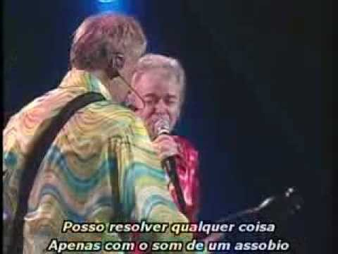 Air Supply - Making Love Out Of Nothing At All (Tradução)
