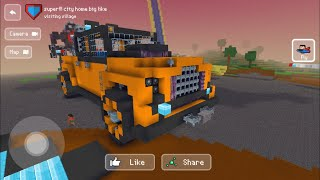 Block Craft 3D : Building Simulator Games For Free Gameplay #152 (iOS & Android) | Pikachu