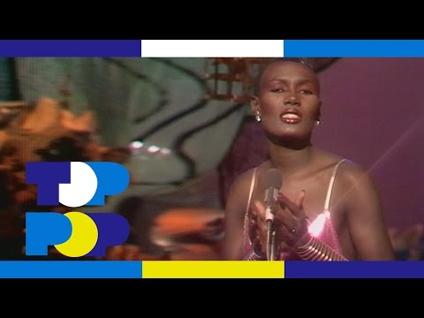 Grace Jones  La Vie En Rose • TopPop