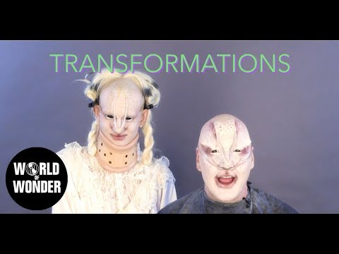 Salvia: Transformations with James St. James 527