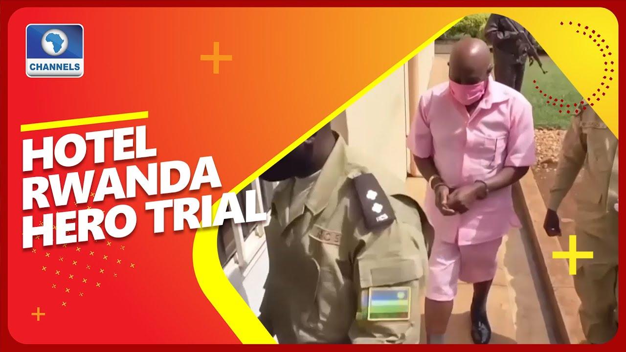Download EN: 'Hotel Rwanda' Hero Found Guilty Of Terrorism In Rwanda