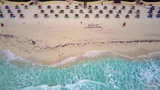Dji Mavic Pro 4K Cancun Mexico
