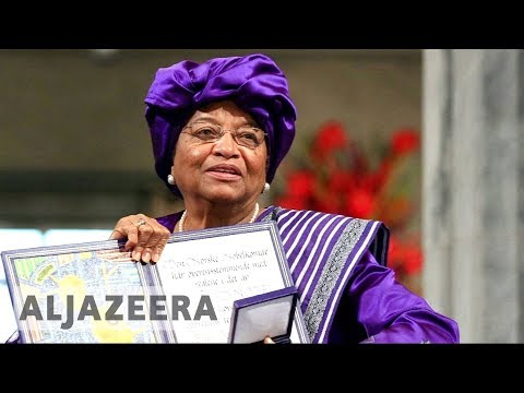 Liberia's 🇱🇷 Unity Party expels President Johnson Sirleaf