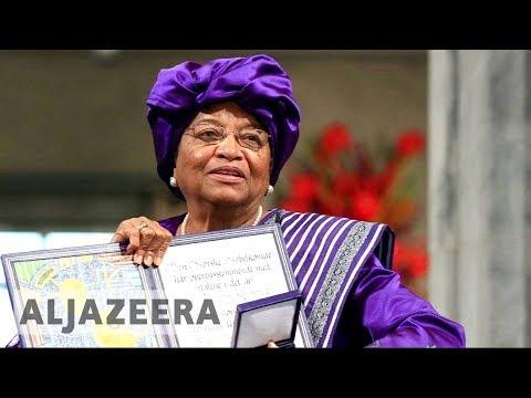 Liberia's 🇱🇷 Unity Party expels President Johnson Sirleaf