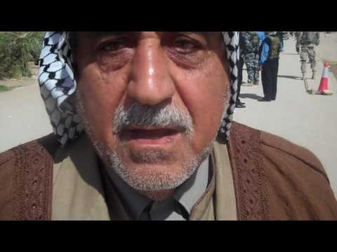 Iraqi voices: Sheikh Jassim Ibrahim Turfi