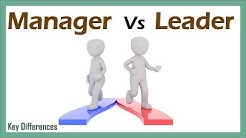 Manager Vs Leader: Difference between them with definition & Comparison Chart