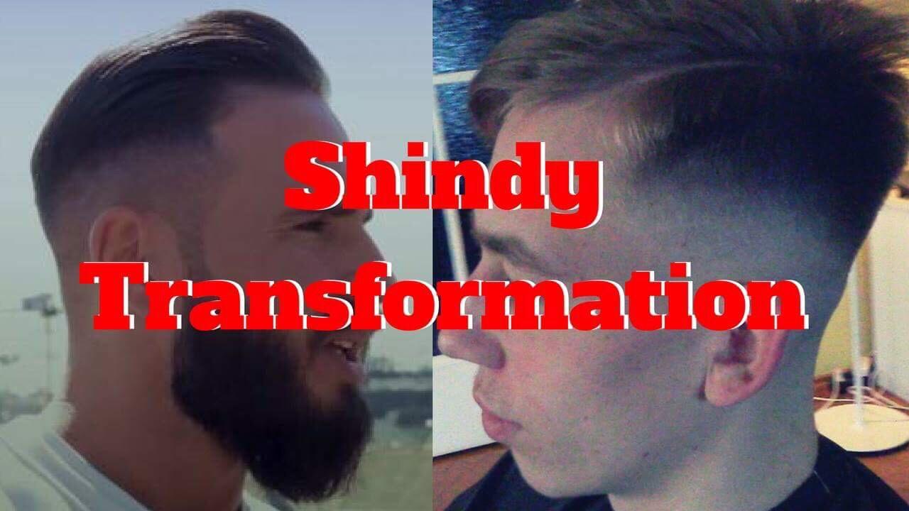 Shindy Haare Tutorial Haare Schneiden Nuyan