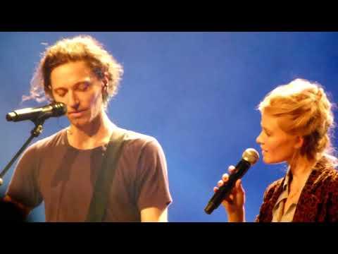 Raphael et Mélanie Thierry La question est why live@La Madeleine 20102017